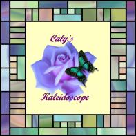 Caly's Kaliedoscope Logo
