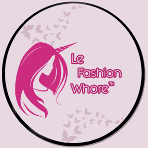Le Fashion Whore Logo 2017