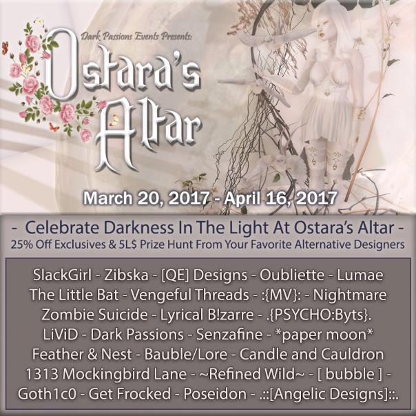 Ostara's Altar Event AD 2017 - v3