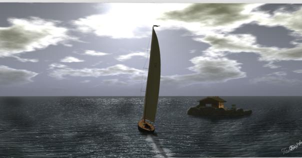 Sailing Away_001