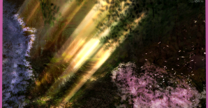 Shafts of Luminescence_001
