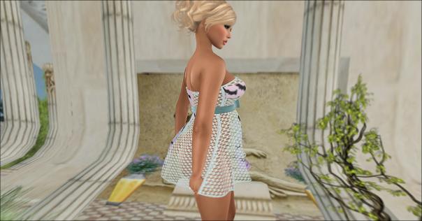 Kiara Mini Dress, AP MIss Haiti 3_001
