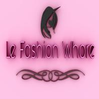 Le Fashion Whore 3D logo