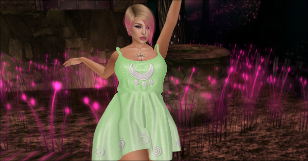 TLB Andromeda eyes and Goddess Dermal_Tattoo, ZS Syn Septum Piercing, Astara Ostara's Blessing Dress_001